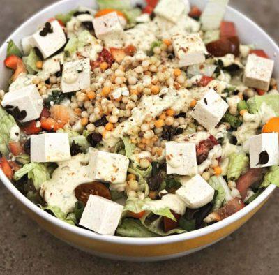 mediterranean dill salad